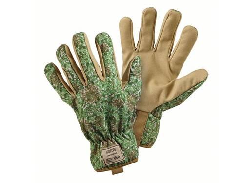 b2ca492821f495 Stylowe rękawice ogrodowe - rozmiar M - Honeysuckle William Morris ...